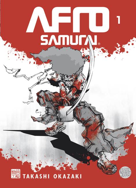 Afro Samurai, Band 1 - Takashi Okazaki