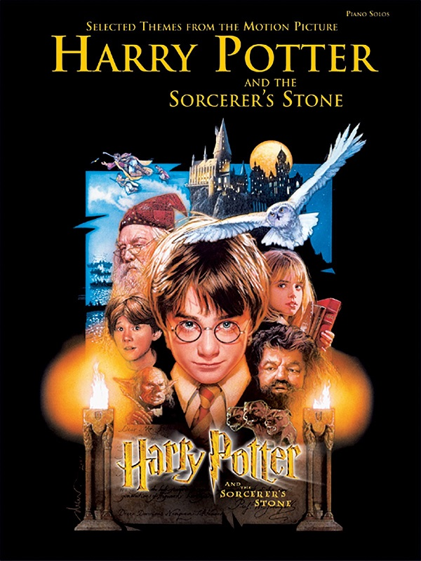 Selected Themes from the Motion Picture Harry Potter and the Sorcerer´s Stone: Piano Solos