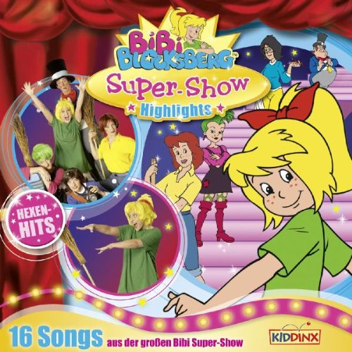 Bibi Blocksberg - Bibi Blocksberg Super-Show Soundtrack