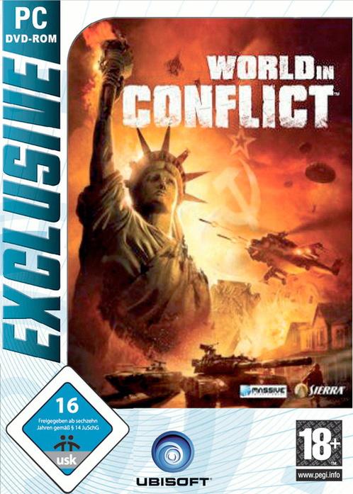 World in Conflict [Ubisoft Exclusive]