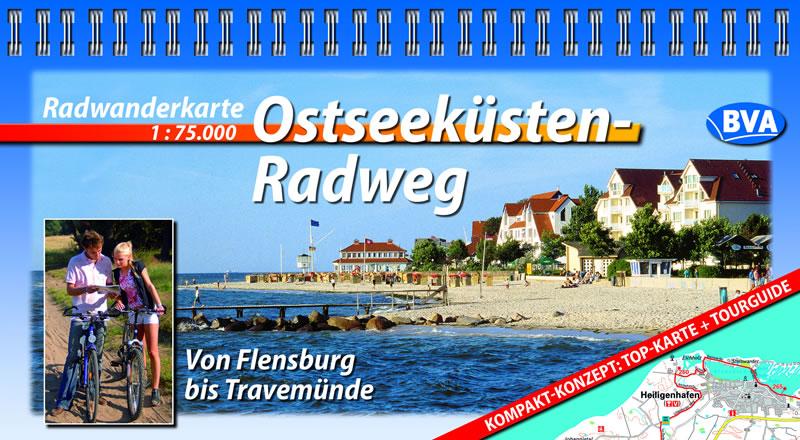Kompaktspiralo Ostseeküstenradweg Flensburg-Tra...