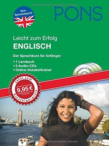 PONS Leicht zum Erfolg Englisch. Lernbuch und 3...