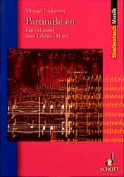 Partiturlesen: Ein Schlüssel zum Erlebnis Musik...
