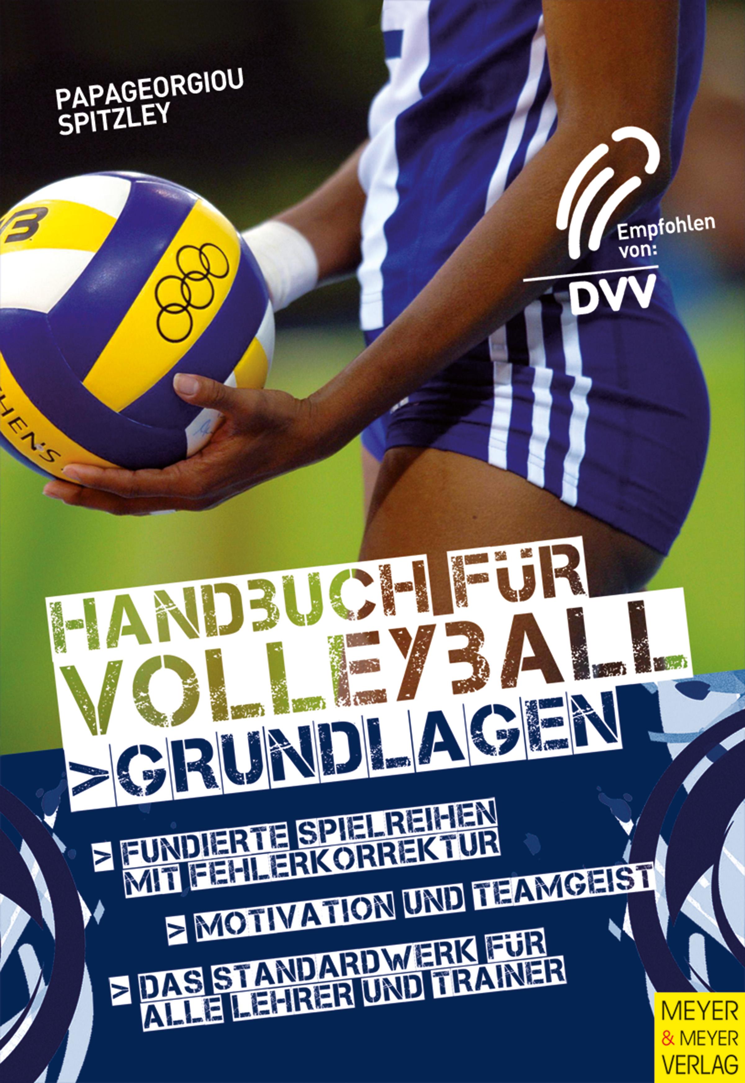 Handbuch für Volleyball: Grundlagen - Athanasio...