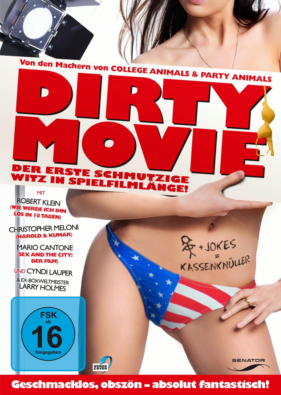 Dirty Movie - Der erste schmutzige Witz in Spie...