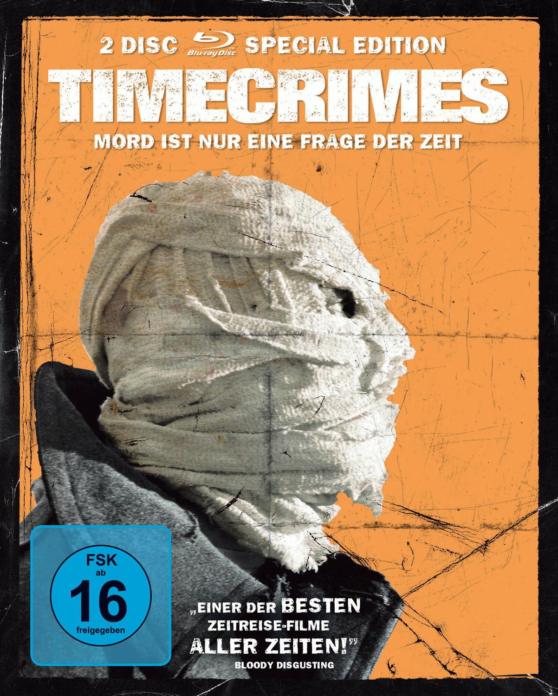 Timecrimes - Mord ist nur eine Frage der Zeit [Special Edition]