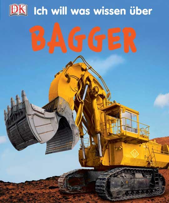 Ich will was wissen über Bagger