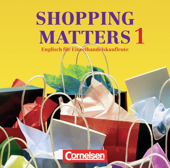 Shopping Matters - First Edition: Shopping Matt...