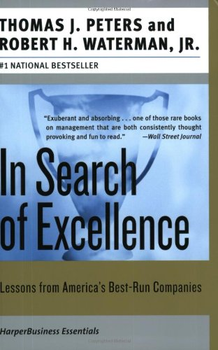 In Search of Excellence: Lessons from America´s...
