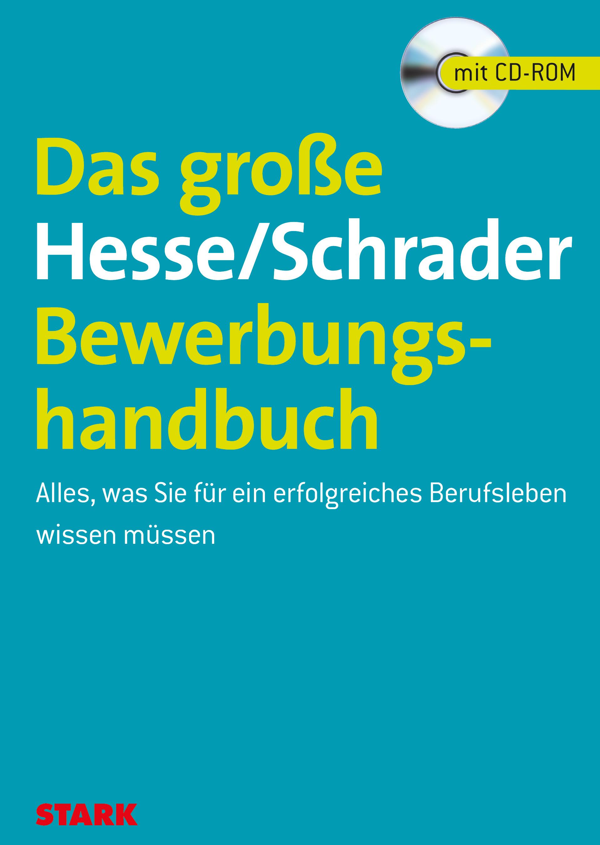 Bewerbung Beruf & Karriere: Das große Hesse/Sch...