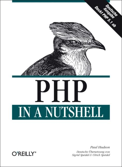PHP in a Nutshell. - Paul Hudson