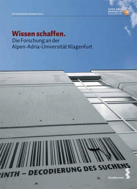 Wissen schaffen: Die Forschung an der Alpen-Adr...