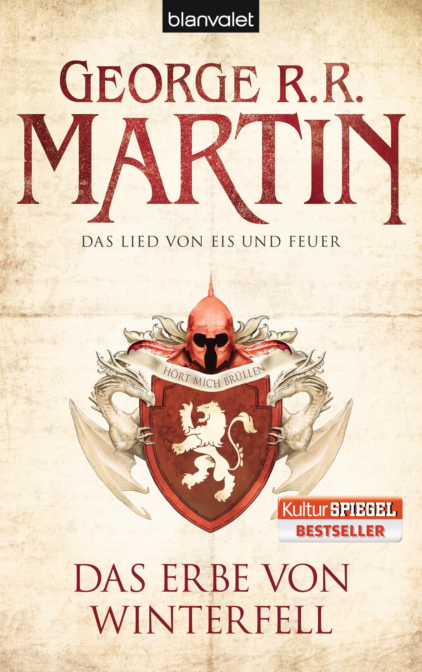 Das Lied von Eis und Feuer: Band 2 - Das Erbe von Winterfell - George R.R. Martin
