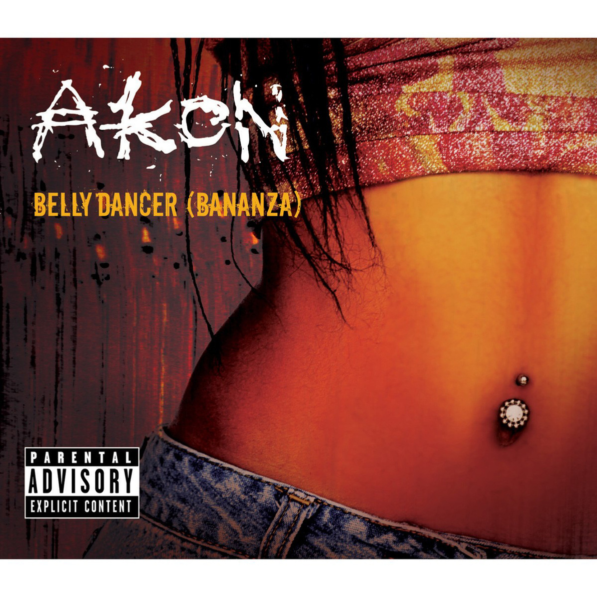 Akon - Belly Dancer (Bananza) / 2-Track
