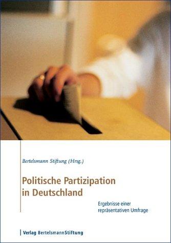 Politische Partizipation in Deutschland. Ergebn...
