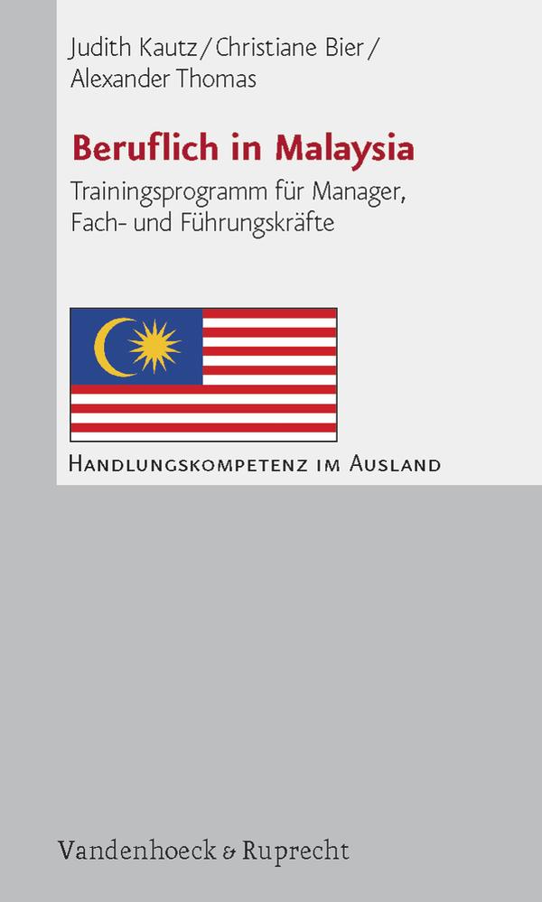 Beruflich in Malaysia. Trainingsprogramm für Ma...