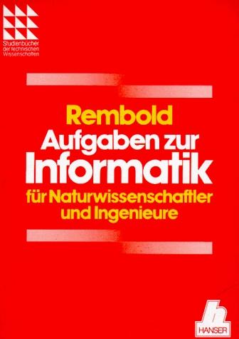 Aufgaben zur Informatik für Naturwissenschaftle...