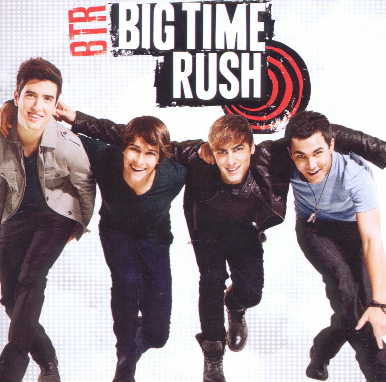 Big Time Rush - BTR (Germany Edition)