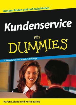 Kundenservice für Dummies - Karen Leland