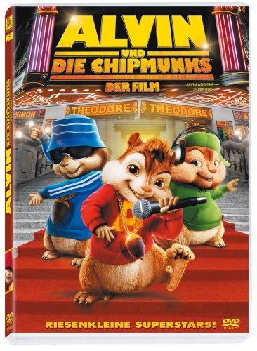 Alvin und die Chipmunks - Der Film (mit PC Game)