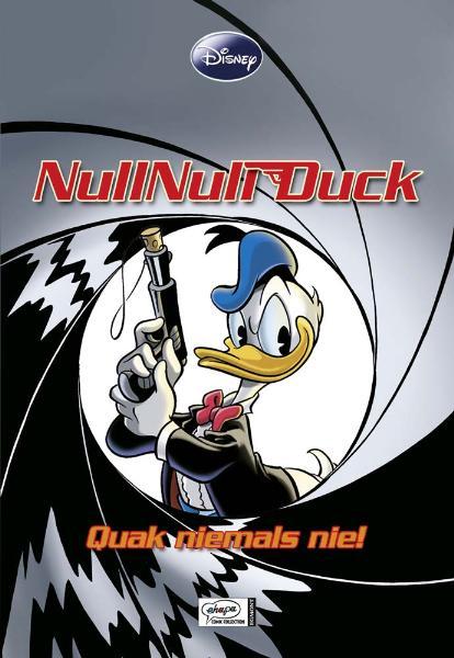 Disney: Enthologien 07 - NullNull Duck: Quak niemals nie! - Walt Disney