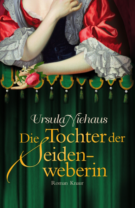 Die Tochter der Seidenweberin: Roman - Ursula Niehaus
