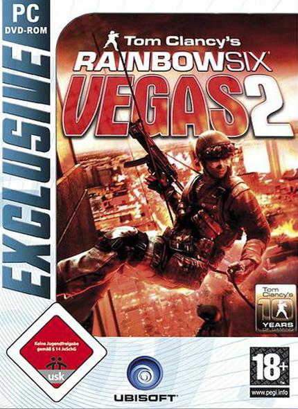 Tom Clancy´s Rainbow Six: Vegas 2 [Ubisoft Exclusive]