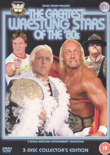 WWE - Greatest Wrestling Stars Of The 80´s (2005), Roddy Piper [UK Import]