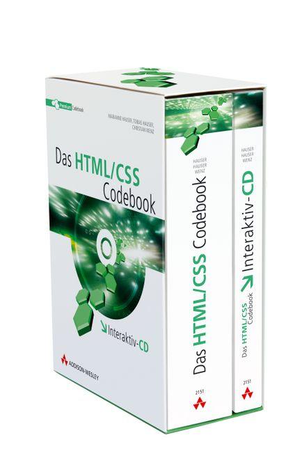 HTML / CSS Codebook. - Marianne Hauser