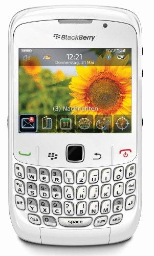 Blackberry 8520 Curve weiß