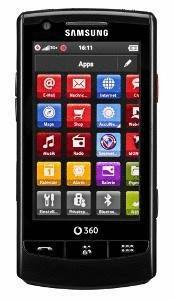 Vodafone 360 M1 schwarz