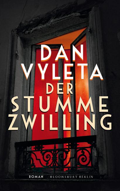 Der stumme Zwilling - Dan Vyleta