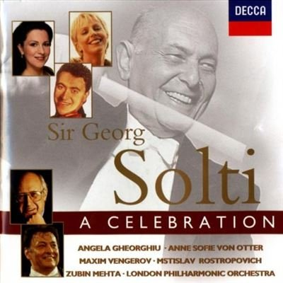 Gheorghiu - Georg Solti: A Celebration (Live, London 18.10.1998)
