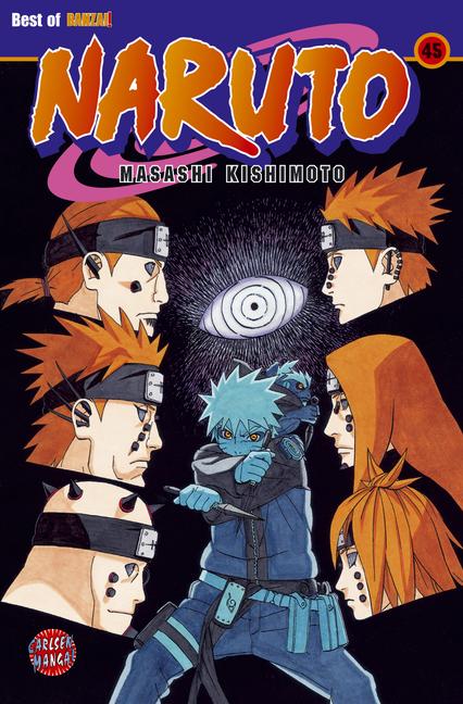 Naruto: Band 45 - Masashi Kishimoto