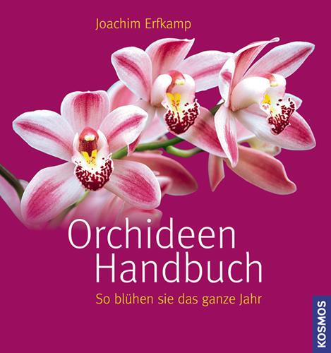 Orchideen Handbuch: So blühen sie das ganze Jahr - Joachim Erfkamp