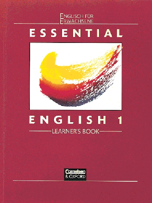 Essential English, Learner´s Book