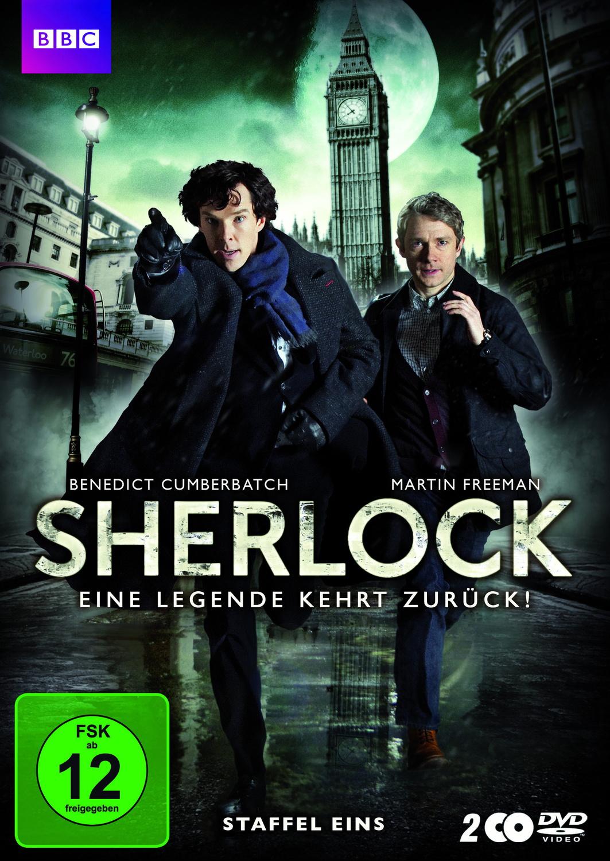 Sherlock - Staffel Eins [2 DVDs]