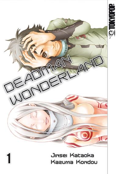 Deadman Wonderland 01 - Jinsei Kataoka