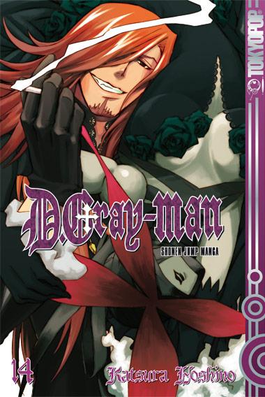 D.Gray-man 14 - Katsura Hoshino