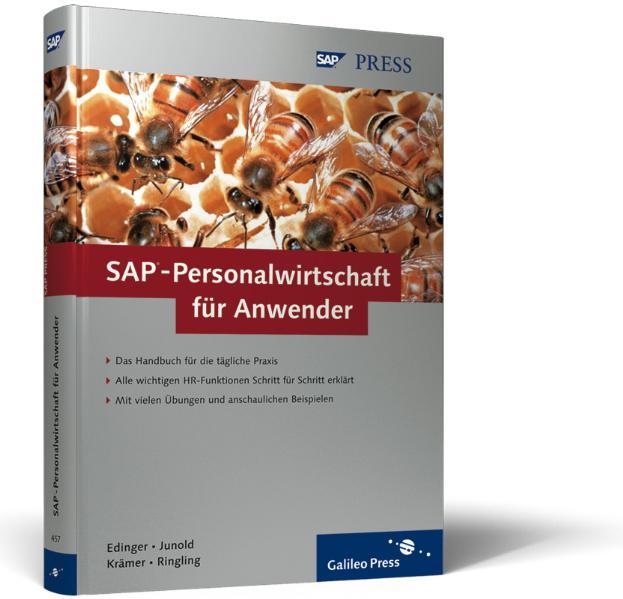 SAP-Personalwirtschaft für Anwender (SAP PRESS)...