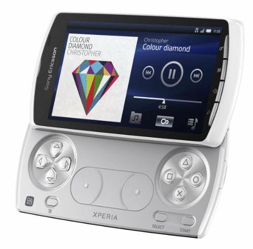 Sony Ericsson Xperia Play weiß