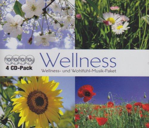 Wellness Musik 4er Paket Nr. 1