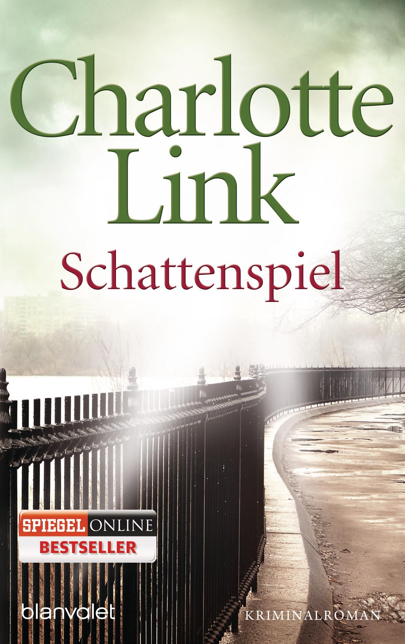 Schattenspiel - Charlotte Link