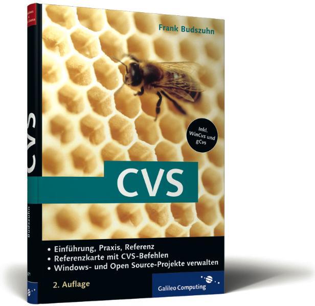 CVS: Windows- und Open Source-Projekte managen,...