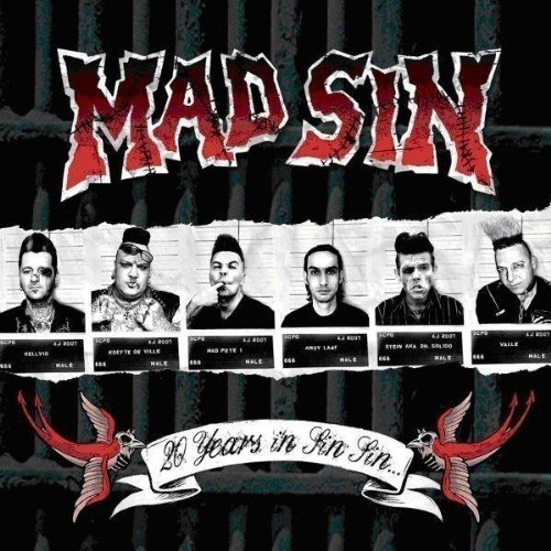 Mad Sin - 20 Years in Sin Sin/Ltd.Digi