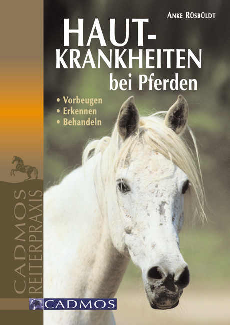 Hautkrankheiten bei Pferden: Erkennen, Vorbeuge...