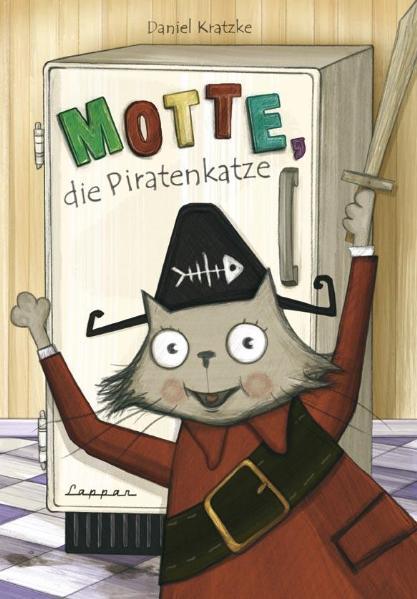 Motte, die Piratenkatze - Daniel Kratzke