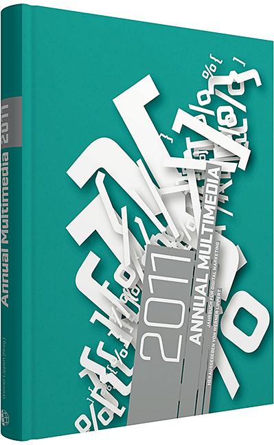 Annual Multimedia 2011: Jahrbuch für Digital Marketing; Großformat