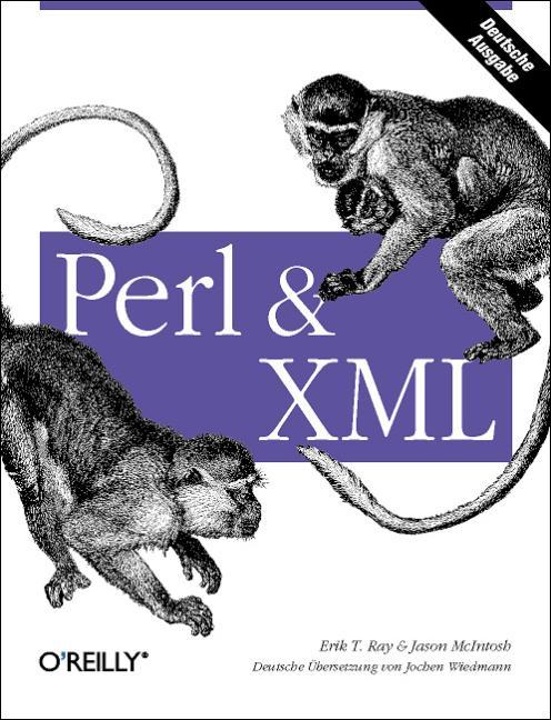 Perl & XML - Erik T. Ray