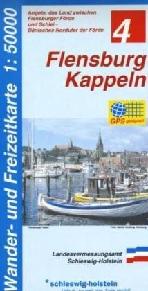Flensburg - Kappeln 1 : 50 000. Wander- und Fre...